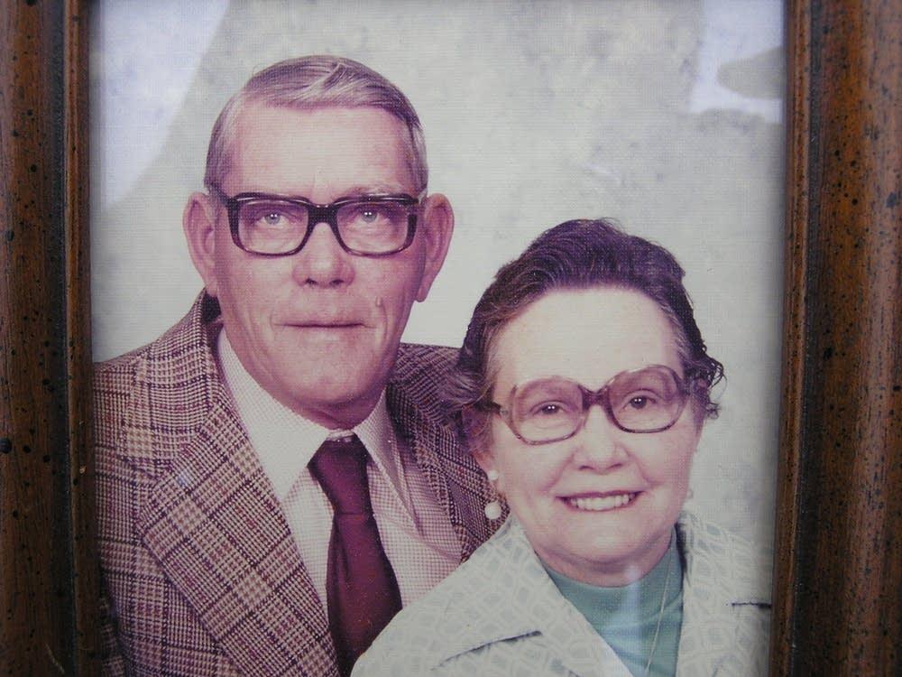Palmer's parents