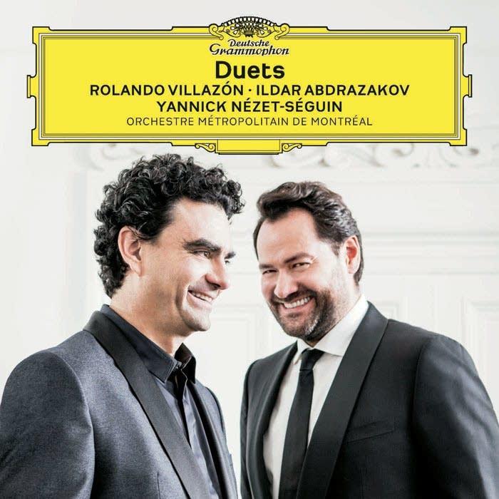 Ildar Abdrazakov and Rolando Villazon.