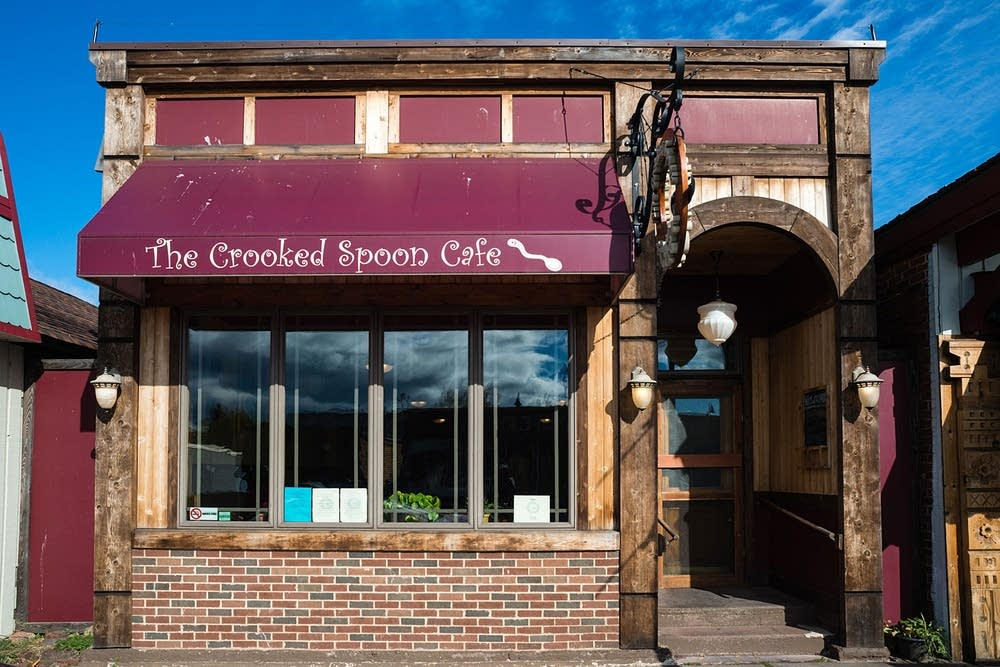 Crooked Spoon Cafe