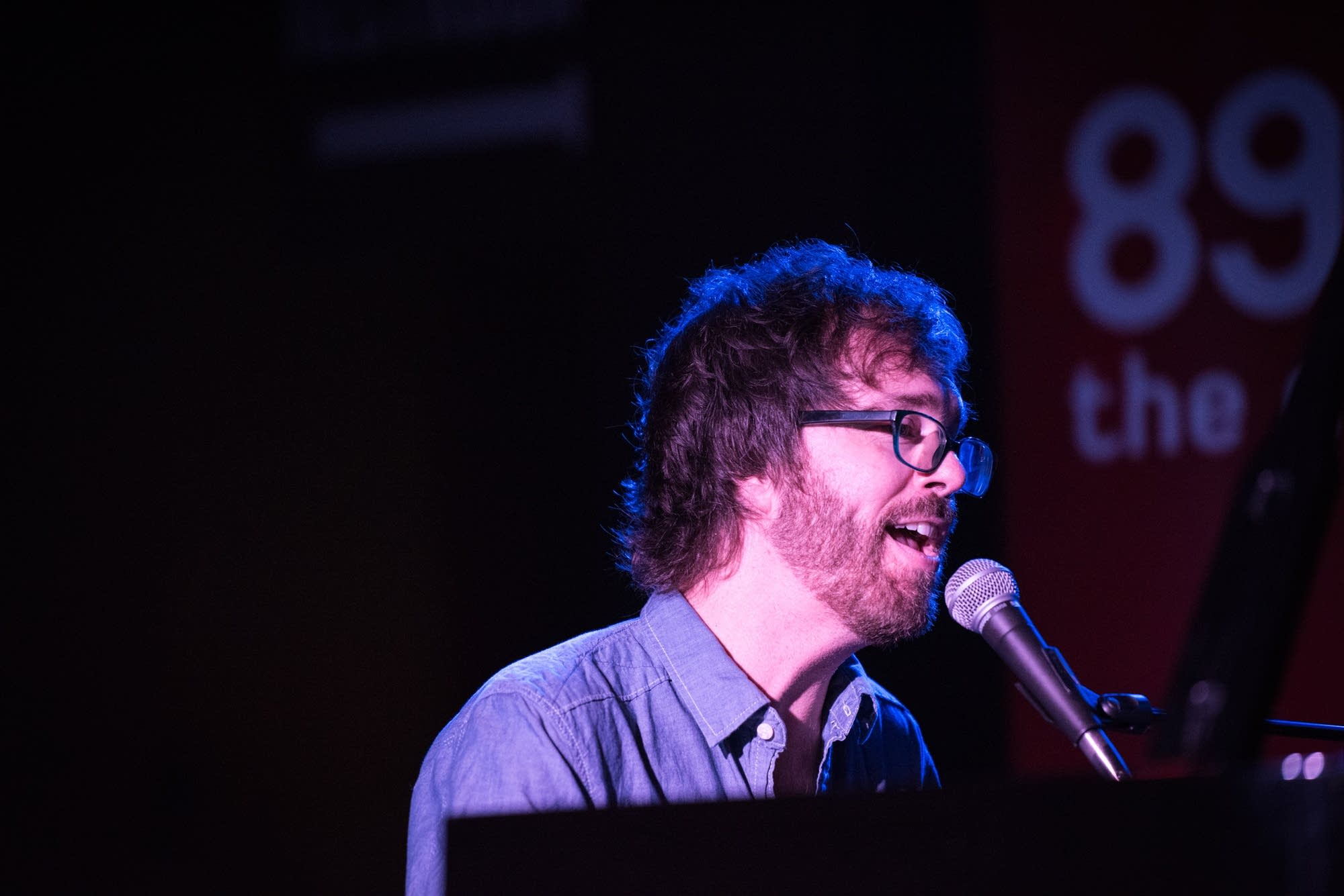 Ben Folds at the Turf Club - 8