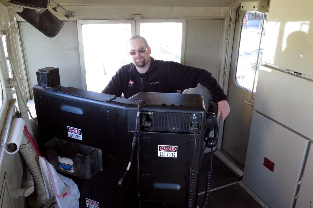 Engineer Sam Weber