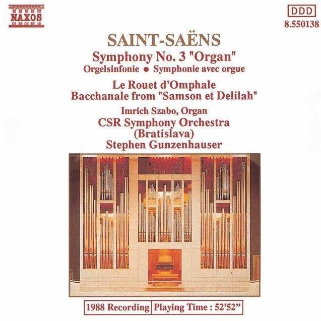 Camille Saint-Saens - Samson and Dalila: Bacchanale
