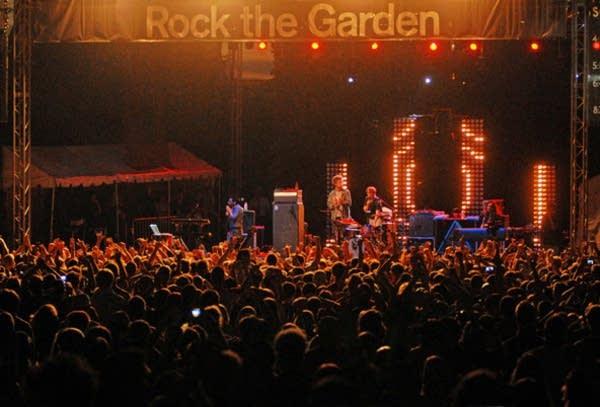 Rock the Garden 2010