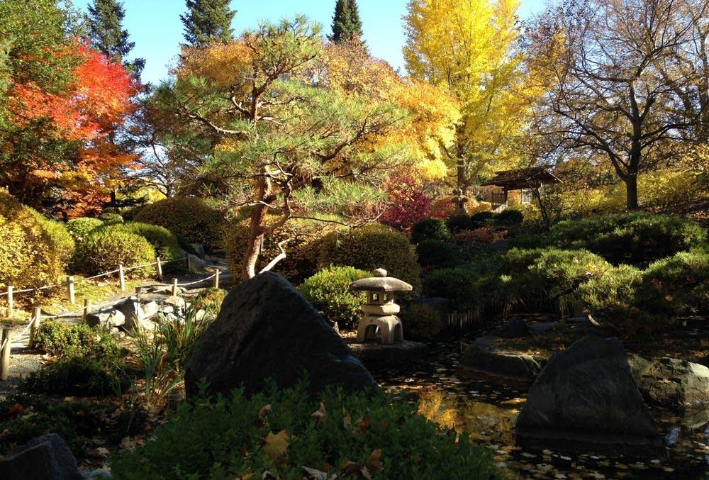 Japanese Garden at Minnesota Landscape Arboretum