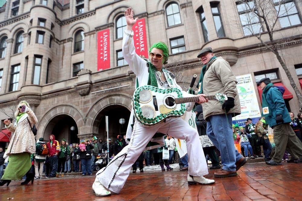 Green Elvis