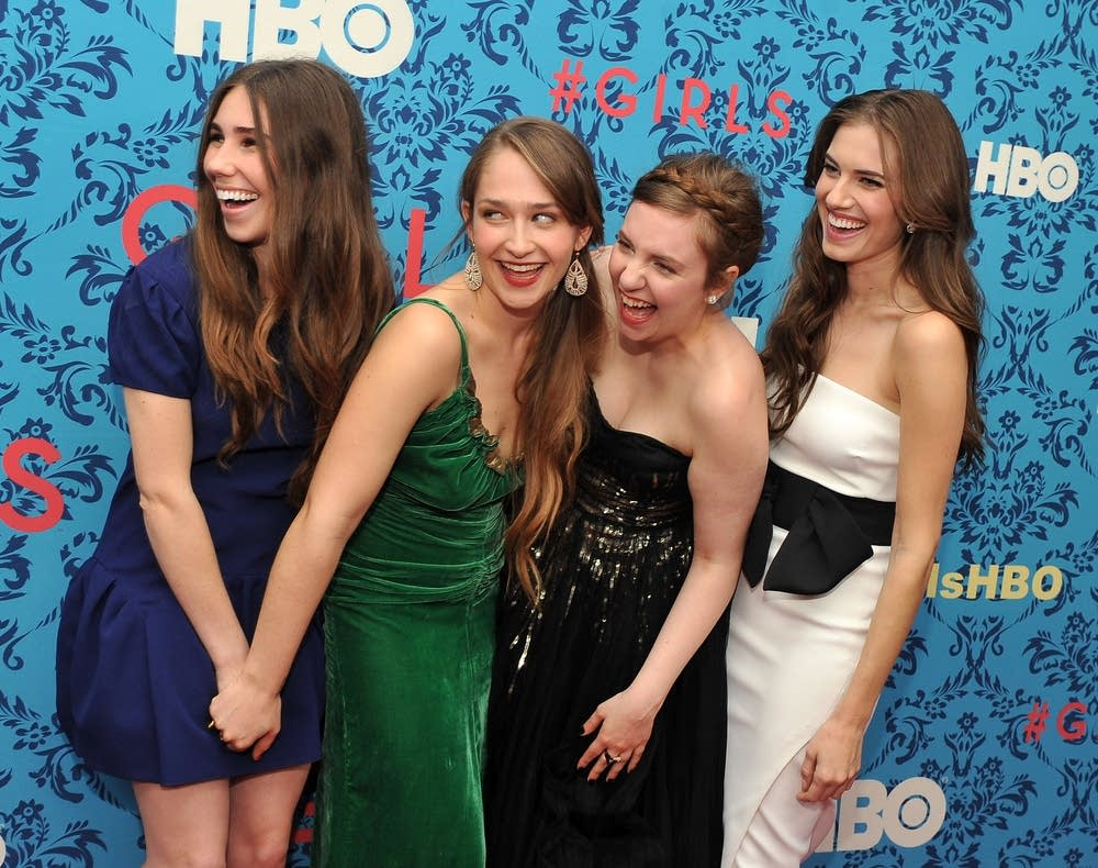 Cast of HBO 'Girls'