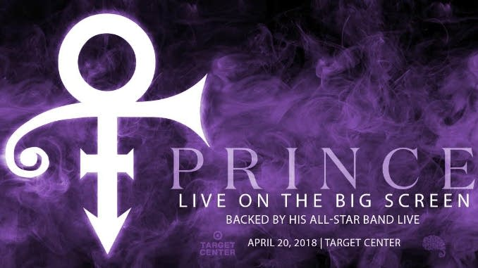PRINCE: Live On The Big Screen
