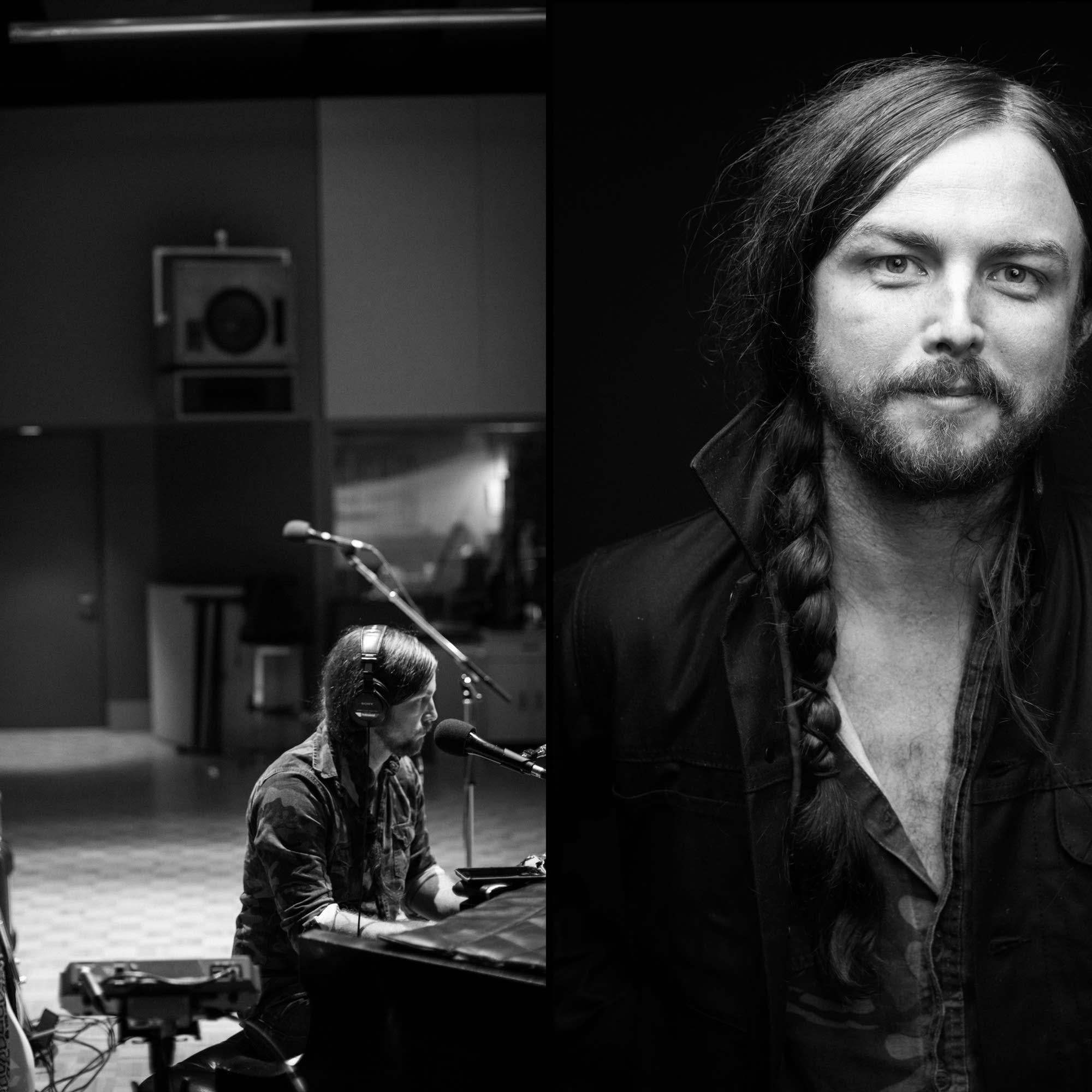 J. Roddy Walston & The Business in studio