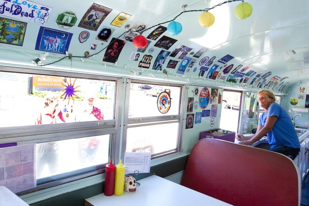 Magic Bus Cafe