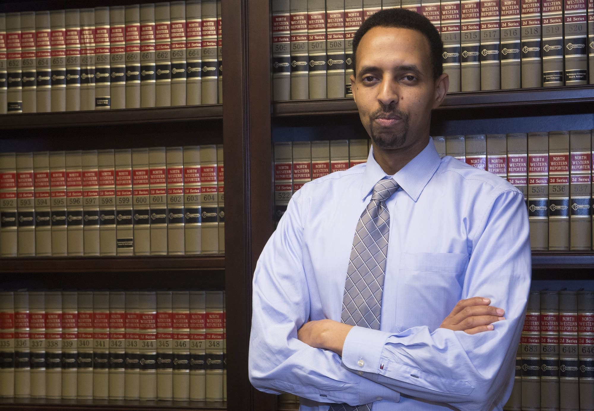 Attorney Abdinasir Abdulahi
