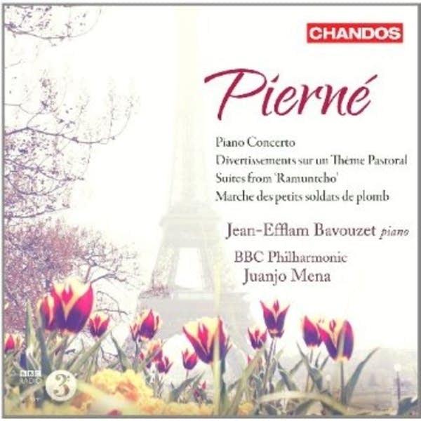 Gabriel Pierne - BBC Philharmonic/Juanjo Mena