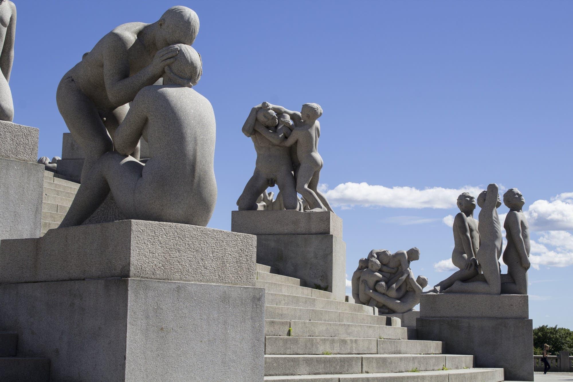 Oslo - 14 - sculpture park 2