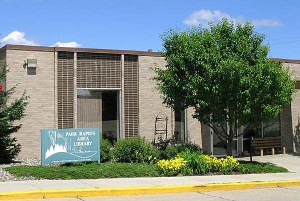 Park Rapids library