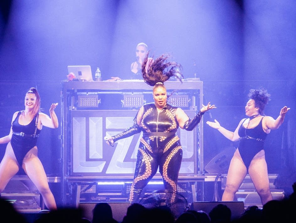 Lizzo at the Palace Theatre
