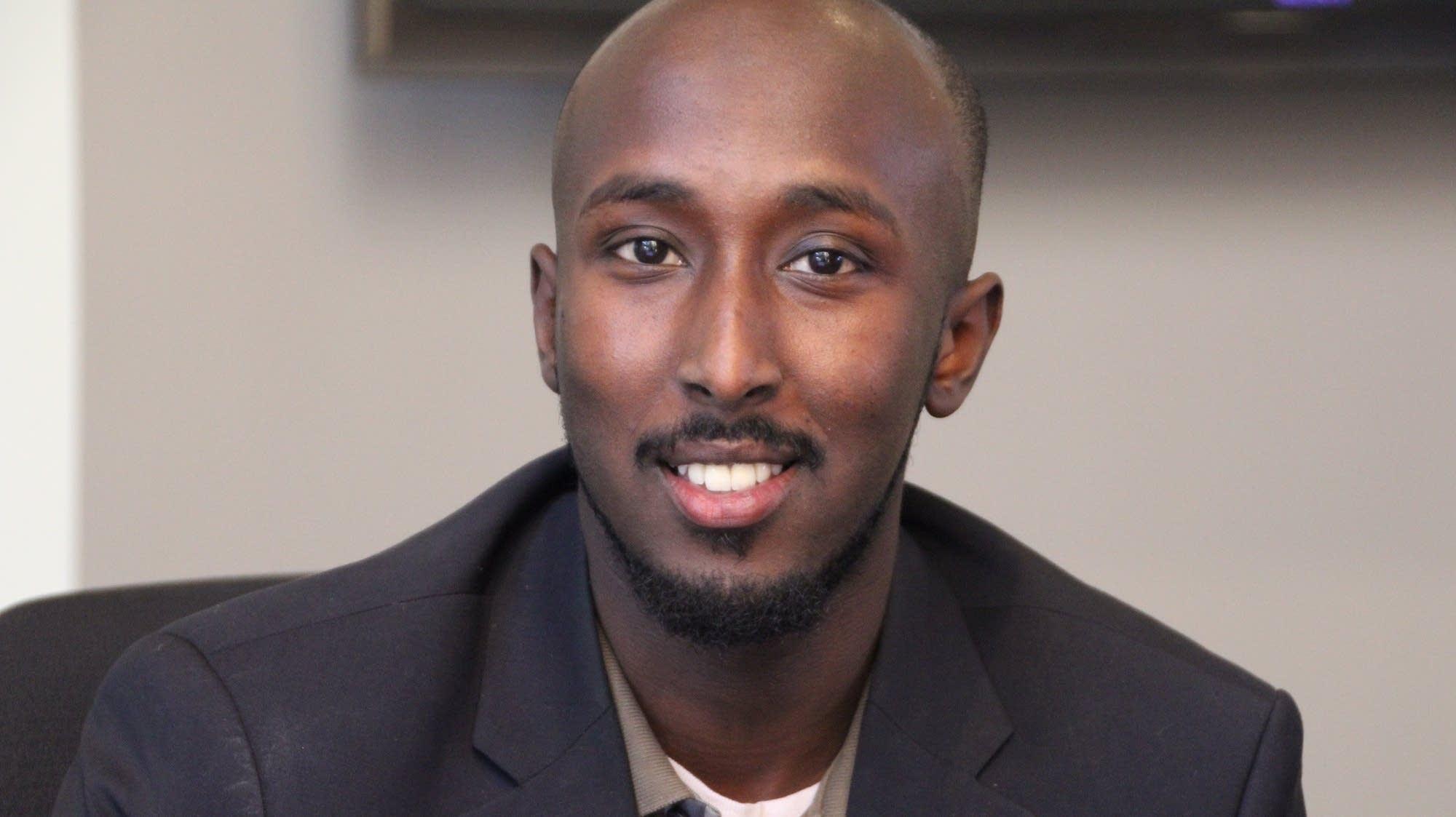 Abdifatah Warsame, MPR Employee