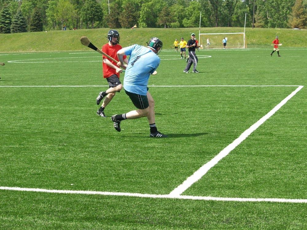 Goalie play