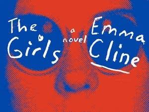 "Jacket cover for Emma Cline's novel, ""The Girls"""