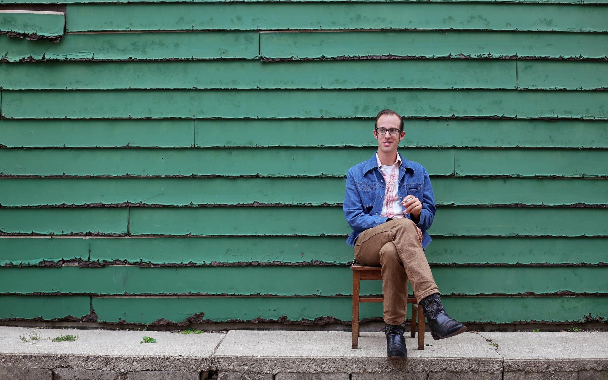 Jack Klatt press photo