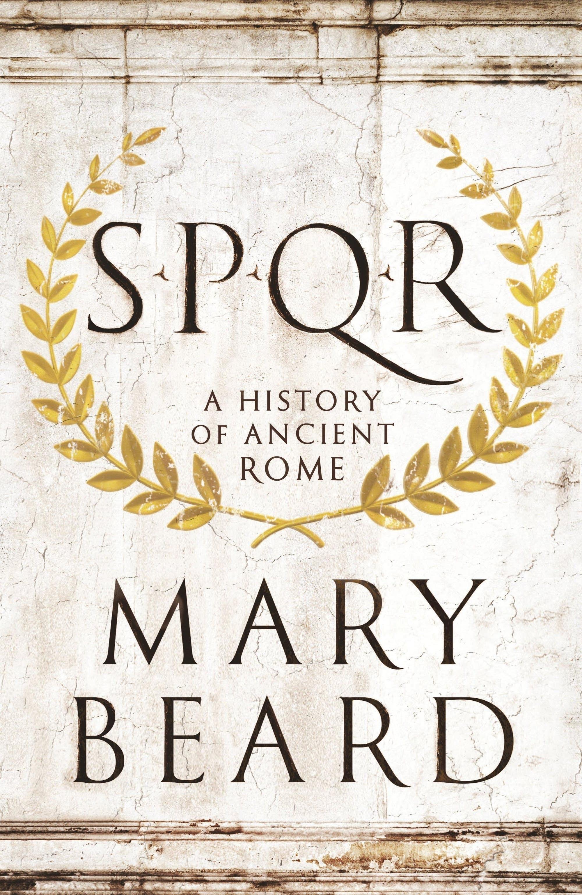 'SPQR' by Mary Beard