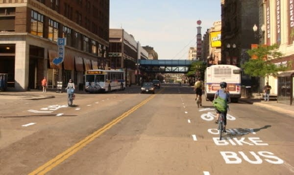 Hennepin Avenue rendering