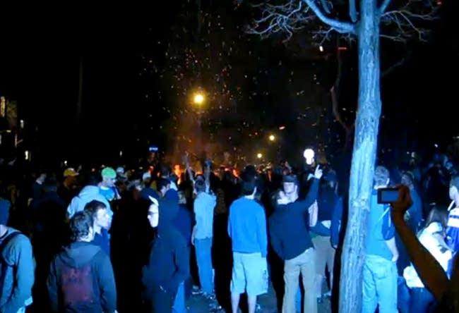 Scene from Spring Jam 2009