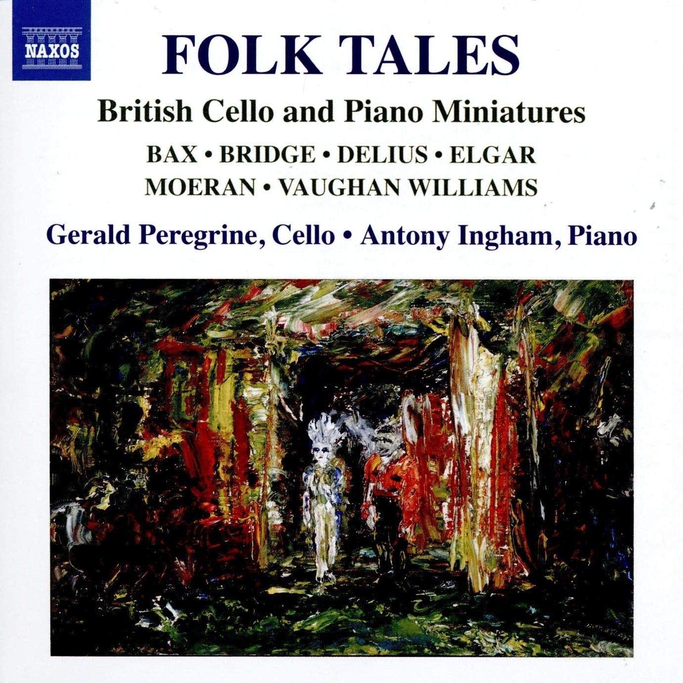 Frederick Delius - Romance for Cello and Piano
