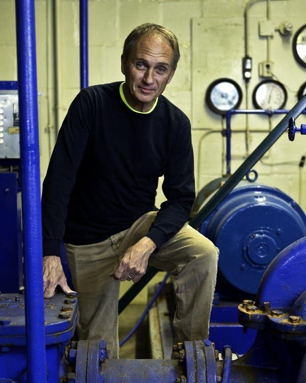 Jim Bogenreif: Breckenridge Water Plant