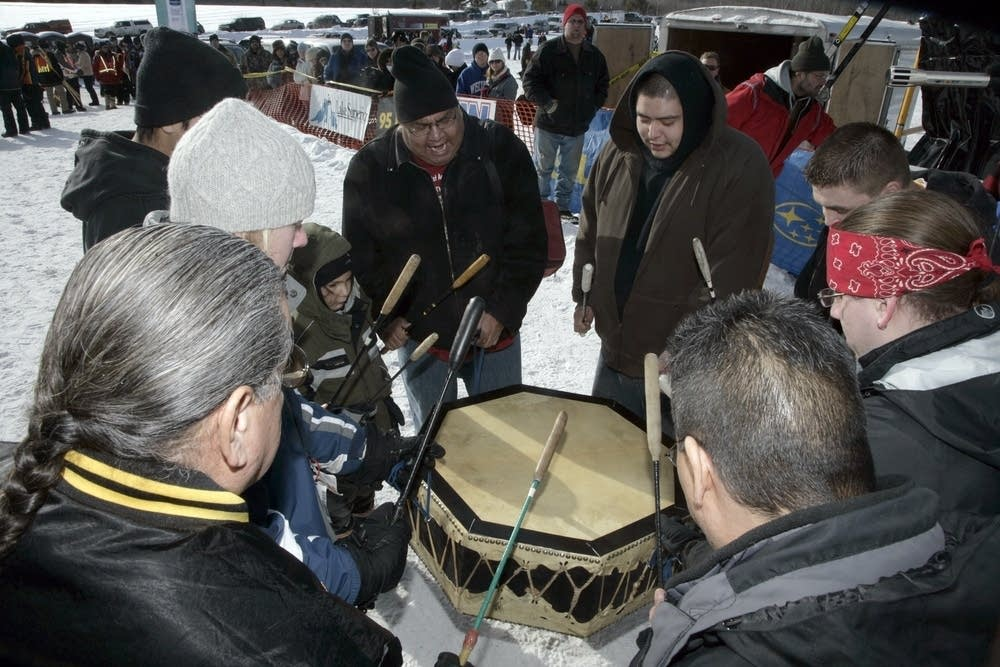 Drum demonstration