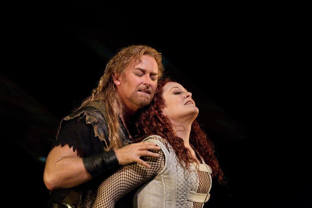 Jay Hunter Morris & Deborah Voigt