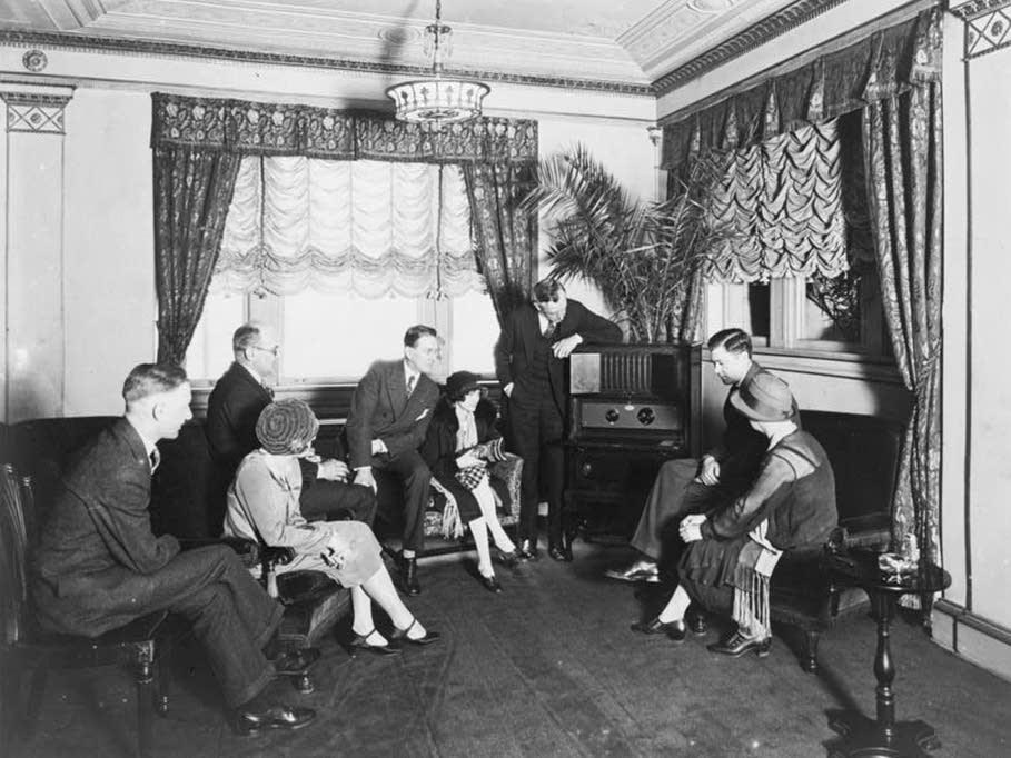 Radio: The Internet of the 1930s