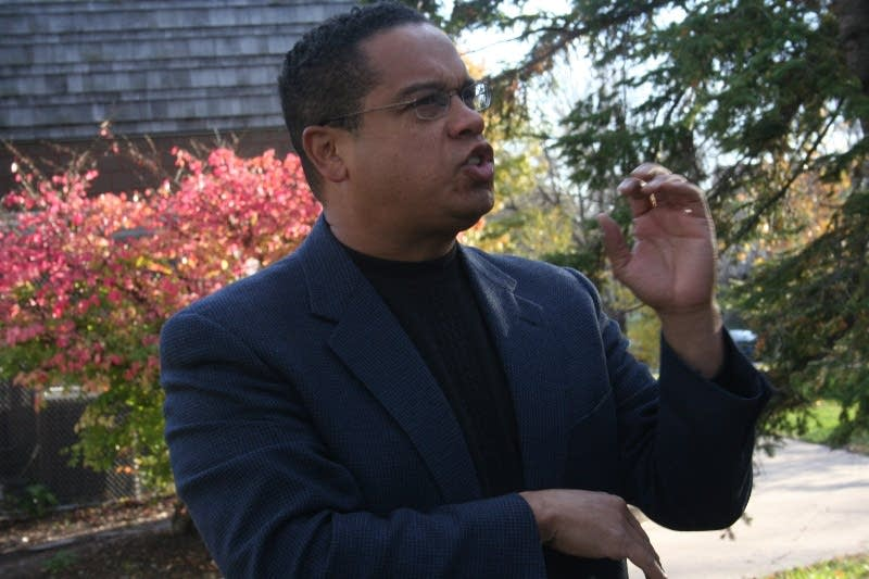 Keith Ellison supports the work of ACORN