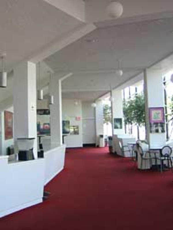 Old Guthrie lobby
