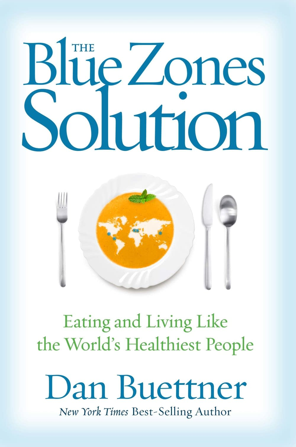 'The Blue Zones Solution'