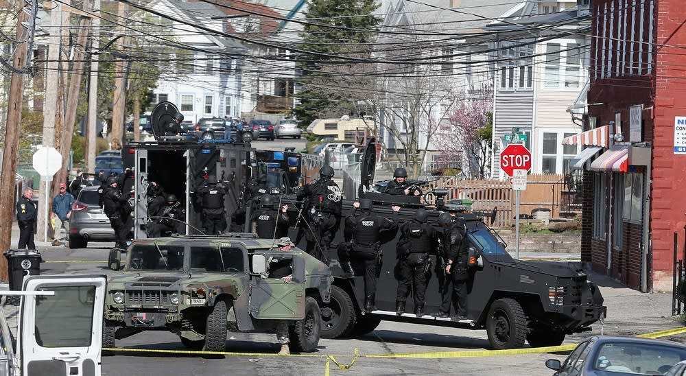 Shootings In Cambridge, Watertown Draw Massive Pol