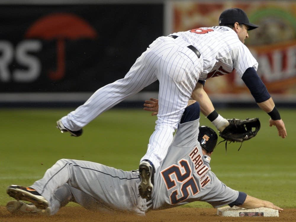 Nick Punto, Ryan Raburn