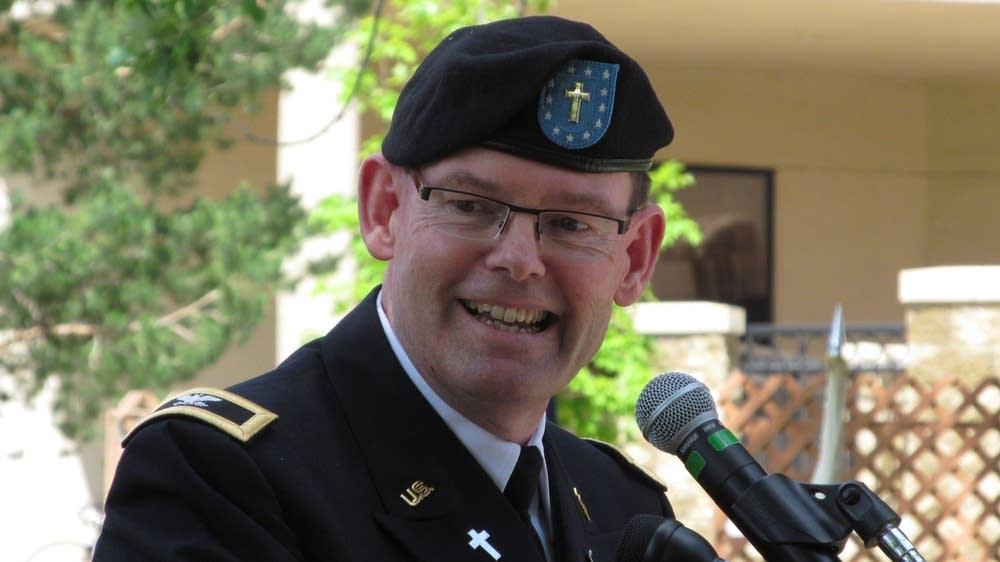 Col. John Morris