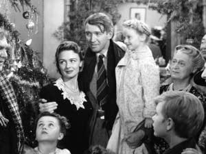 Still from 'It's a Wonderful Life'