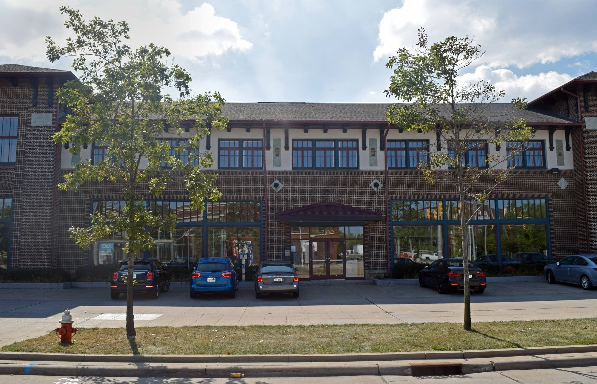 The Baker Electric Building is now a tech business incubator.