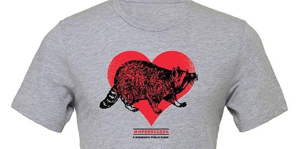 Caf1eb 20180613 hashtag mprraccoon gray shirt