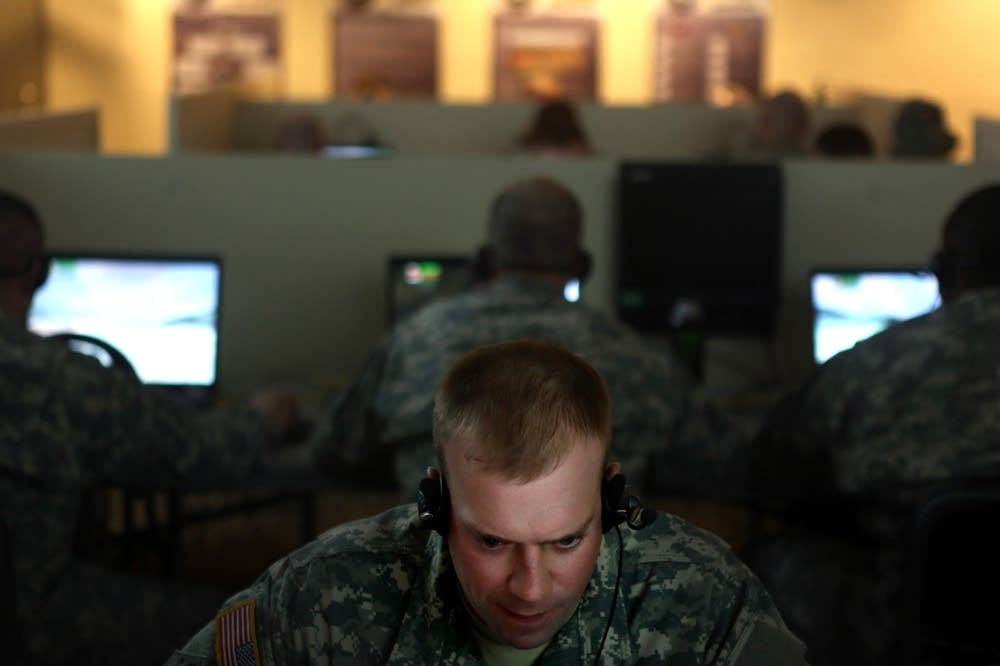 Concentrating on training