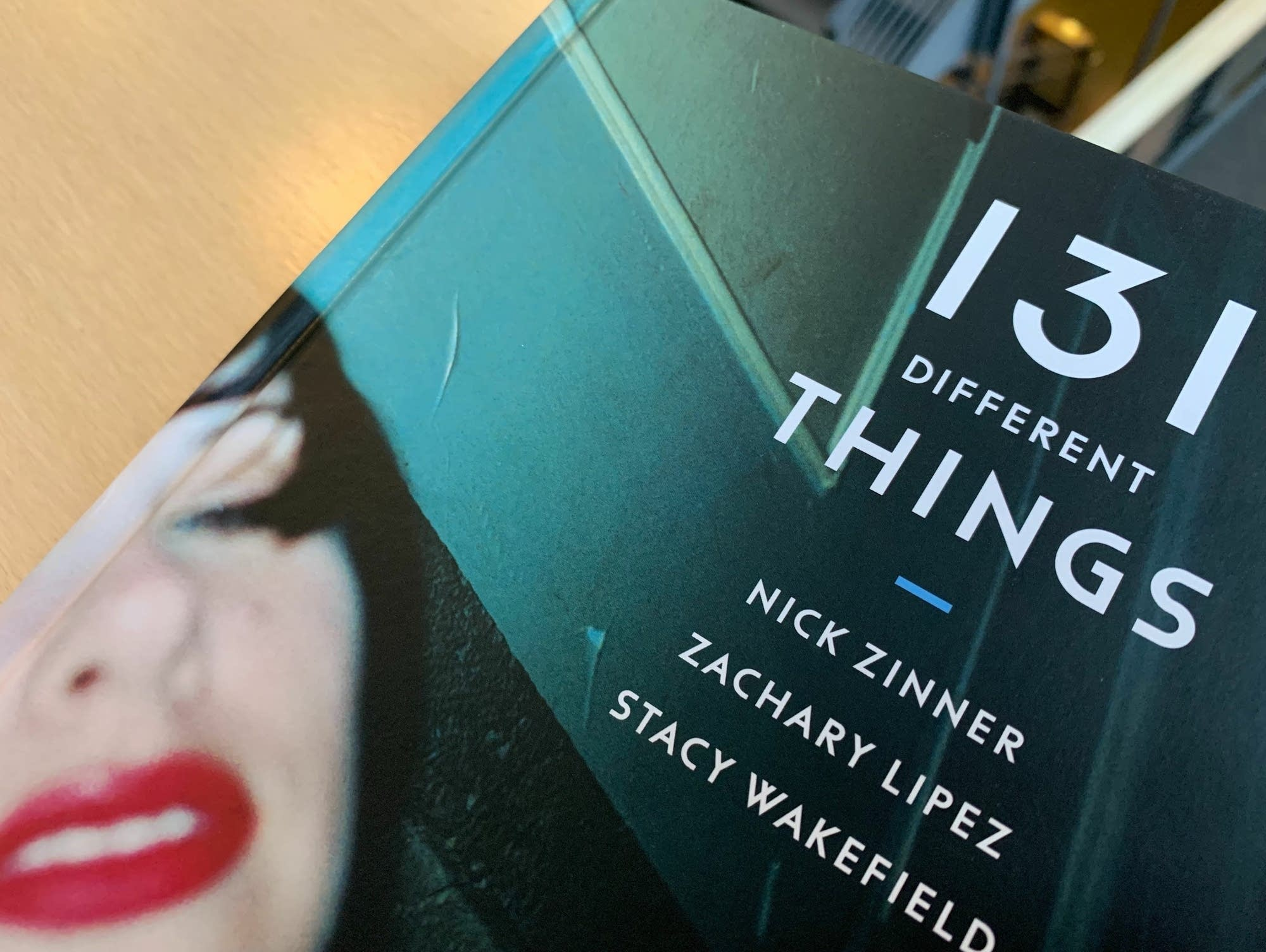 The book '131 Different Things.'