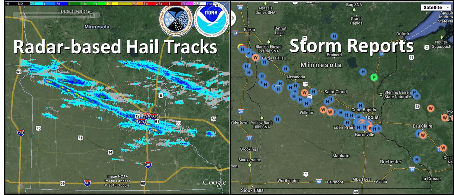 529 hail
