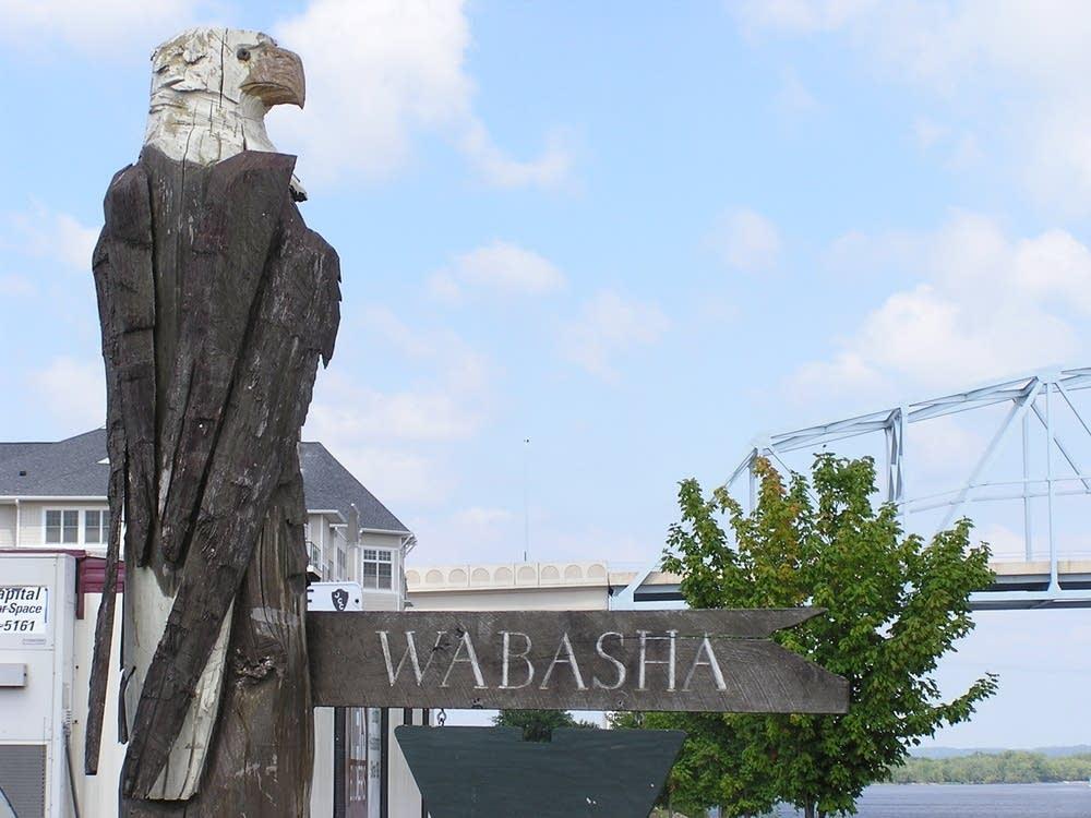Welcome to Wabasha