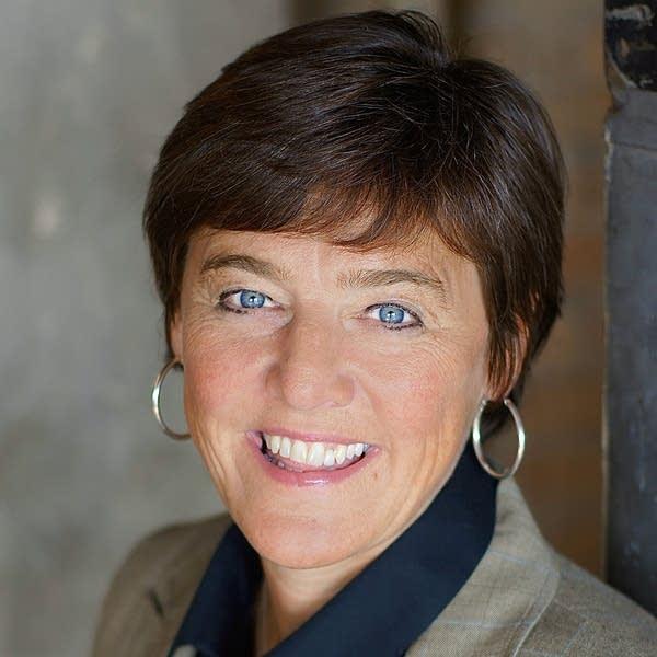 Jacquie Berglund, CEO of Finnegan's