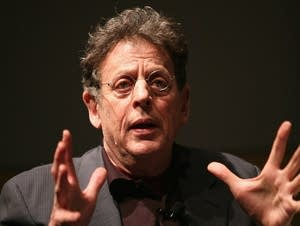 Philip Glass in Los Angeles, 2007