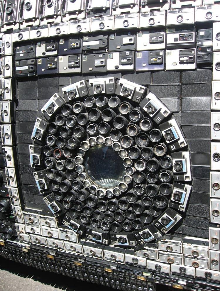 X-15 mosaic