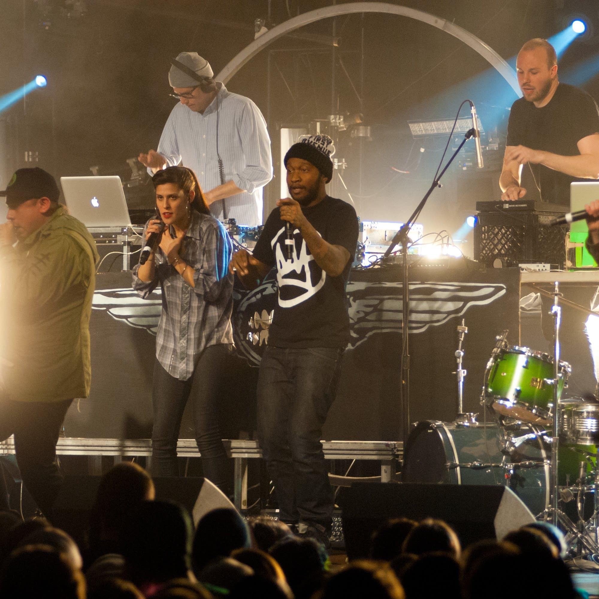 Doomtree, December 2012