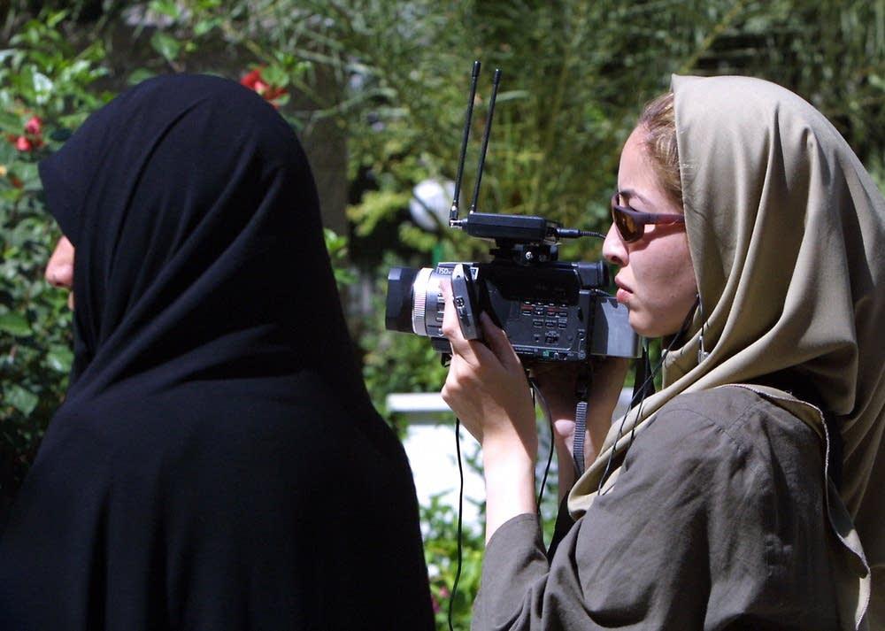 Saberi in Iran