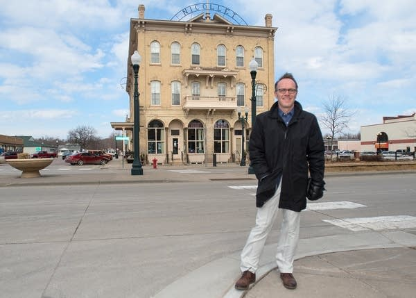 City administrator Todd Prafke was only four months into his position.