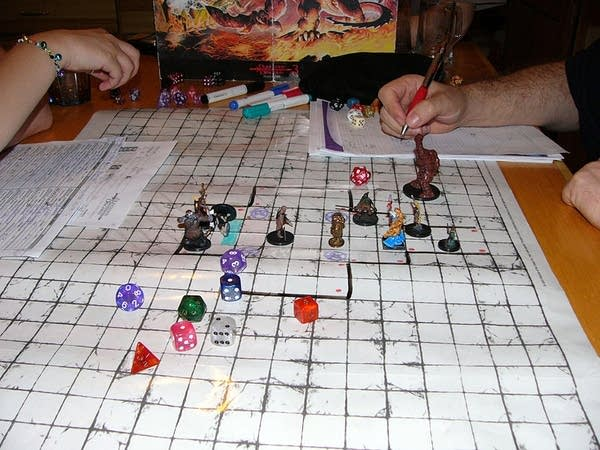 Dungeons And Dragons Co Creator Dies In St Paul Mpr News